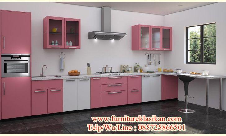 Full hd gambar desain kitchen set of desktop set jati minimalis deskripsi produk