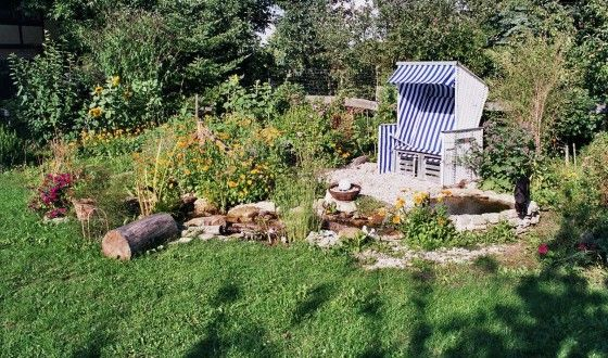 Strandkorb Sanieren – Restaurieren GartenMagazine De Deko