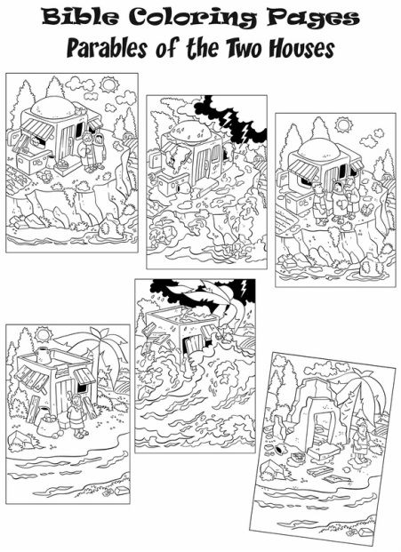 Site with lots of activities and colouring pages both for