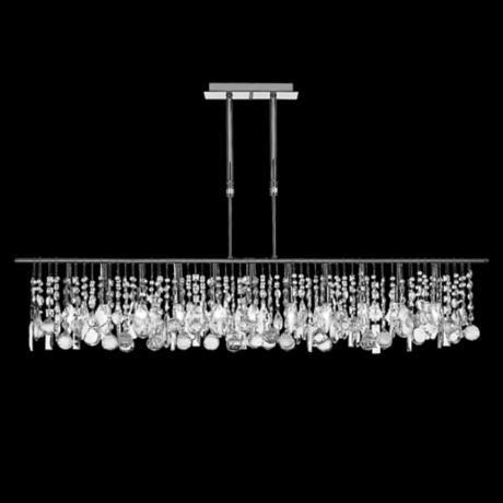 Luminous Collection 48 Wide Crystal Chandelier Reg 1349 Now 899 Www Lampsplus