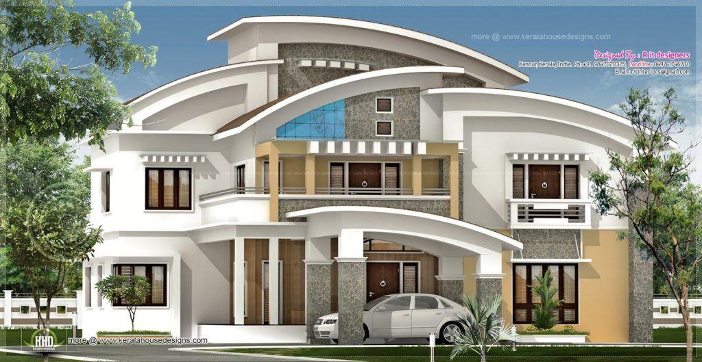 Designer Home Plans Square Yards Designed By R It Designers Kannur