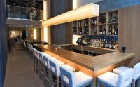 contemporary restaurant designs | Modern Bar Interior ...