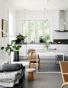 Clean interior also mjuk minimalism  stylisten pella hedebys snygga hem interiors rh pinterest