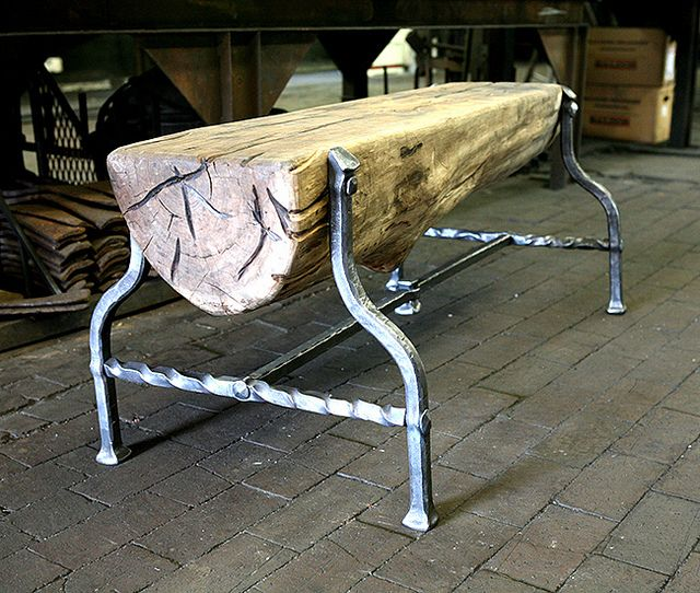 Man Coffee Cave Custom Table Wooden