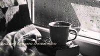 RAIN, FRAGRANCE COFFEE, FIREPLACE/ JAZZ IN CITY- ANTY ...