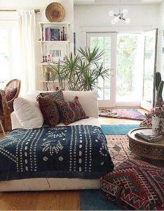 stunning boho chic living room decor ideas on  budget also rh pinterest