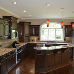 How To Redo Kitchen Cabinets On A Budget Under Mount Sinks Remodeling Design