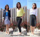 Summer Business Casual Dress Code