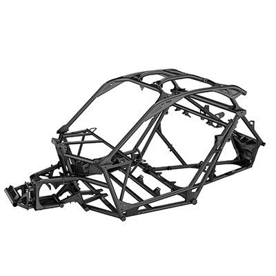 Maverick X3 Winch Harness