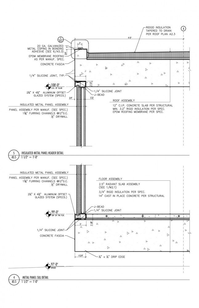Curtain Wall Detail Bing Images Construction Details