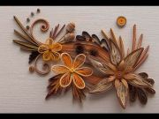 quilling easy #