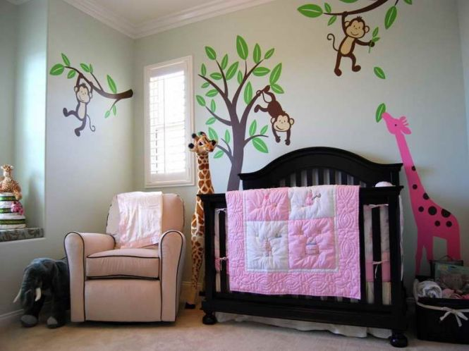 Baby Room Ideas Redesign The Paint Colors Furniture Foobox 1
