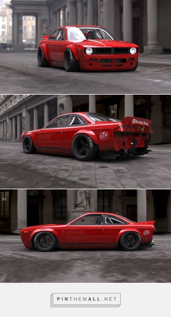 Make Your Nissan 200sx Look Like A Retro Muscle Car With