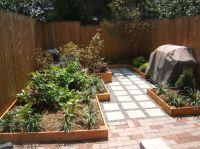 Small Urban backyard total renovation
