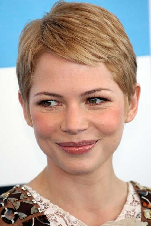 Awesome 15 Super Michelle Williams Pixie Haircuts Haare