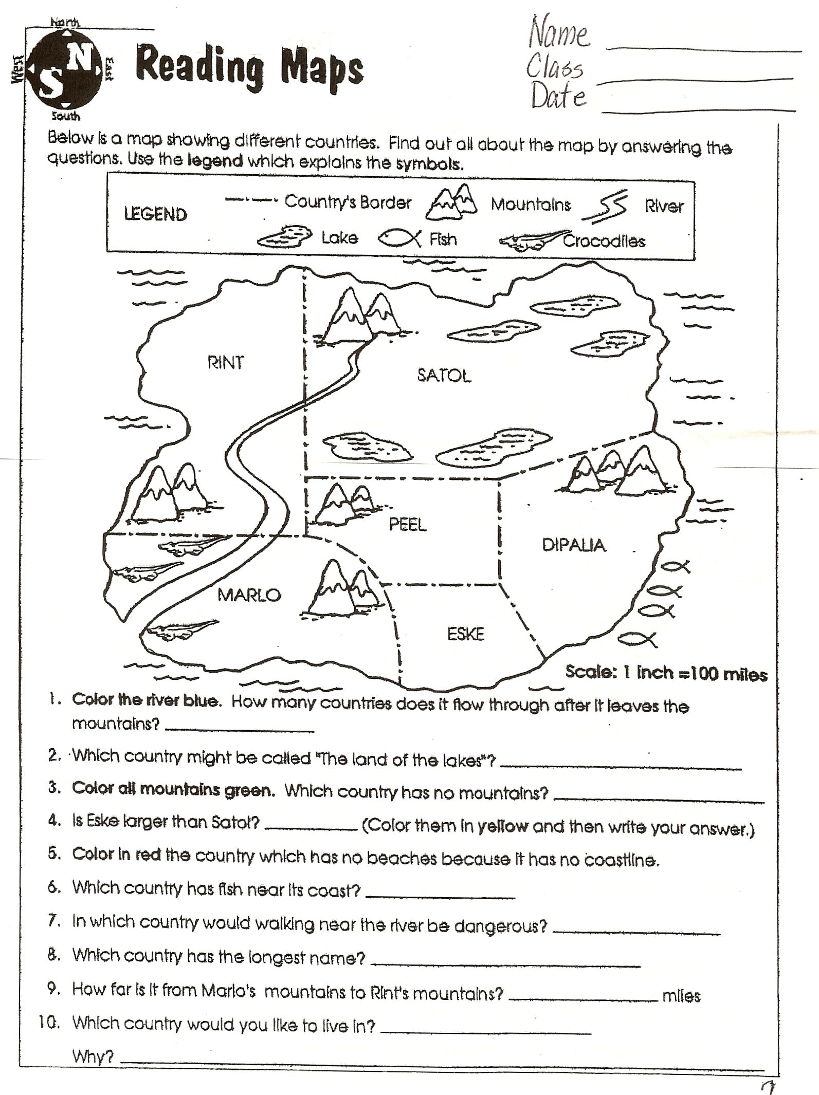 The 25 Best 6th Grade Worksheets Ideas