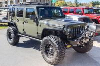 Custom 2015 Jeep Wrangler Unlimited Rubicon Tank - Maximus ...