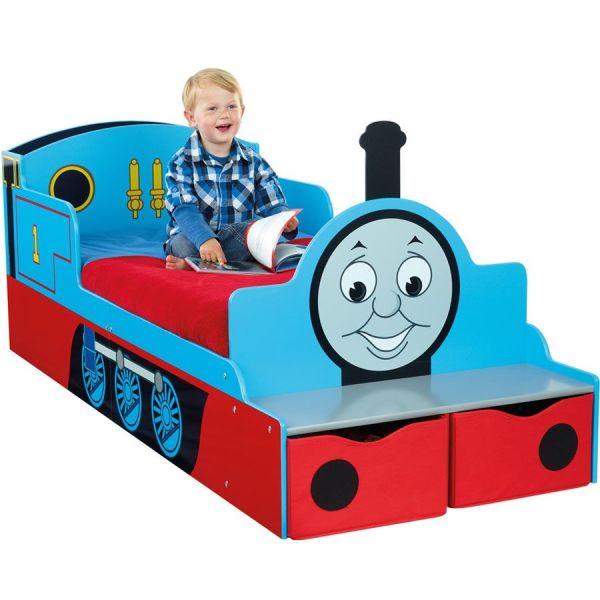 #thomasthetrain Toddler Bed With Storage Thomas