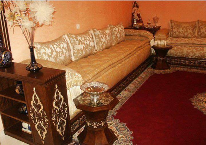 Salon Marocain Moderne En Ligne - Boisholz