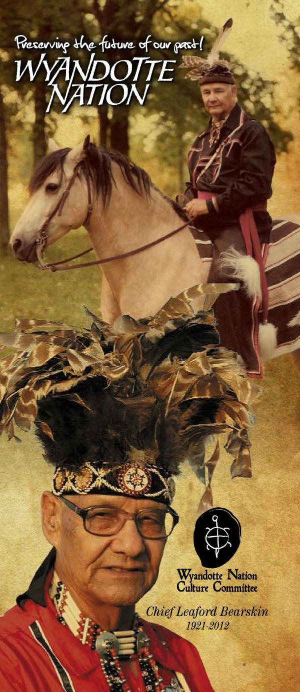 Huron Tribe Wyandot Indian Clothing