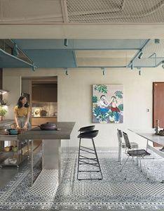 Architecture design also kc studio ides taiwanese residence into private public rh za pinterest