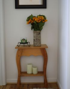 End of the hallway home decor table amish country wood furniture also improvement made easy tips and tricks you can find out more rh in pinterest