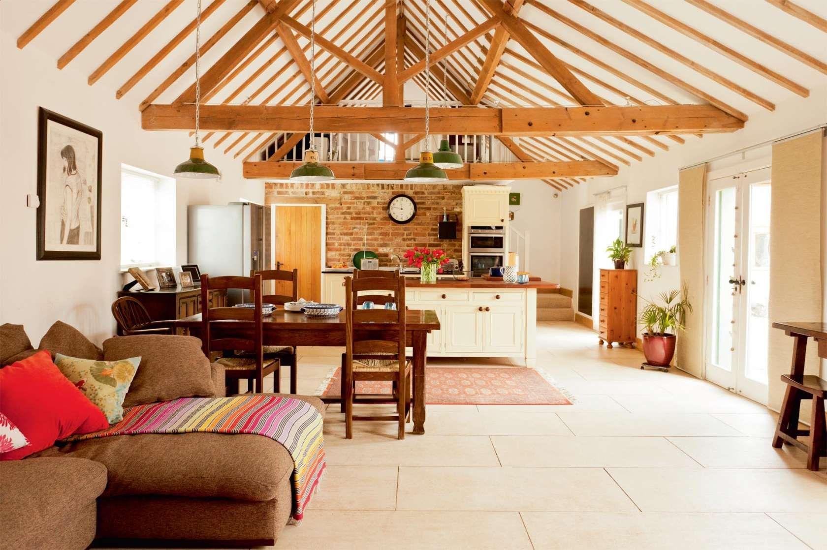 House: Barns Converted Into Homes, Modern Barn House