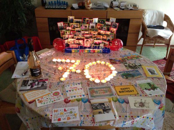 70th Birthday Decoration Dad'