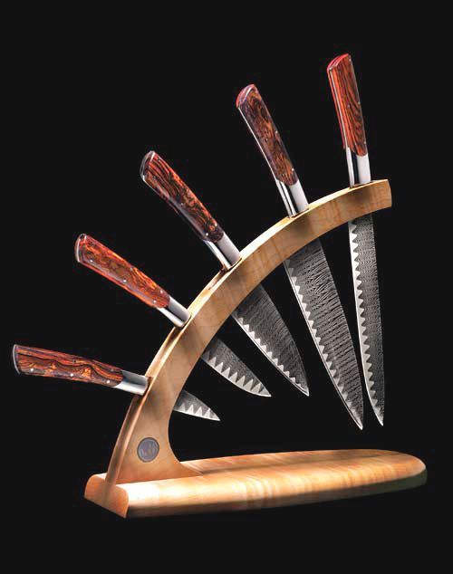 Knife Culinary Set Best
