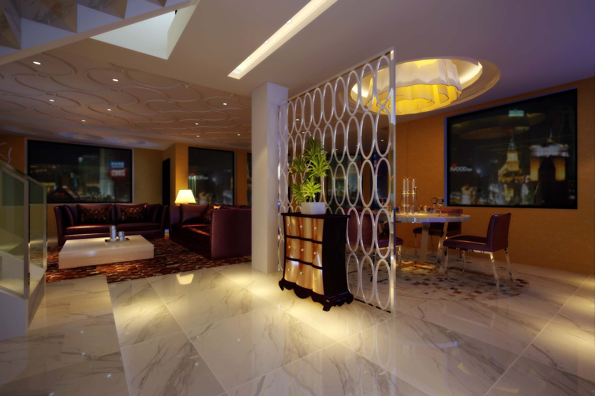 Luxury living room design with a white marble floor marble floor home interior naturalstone