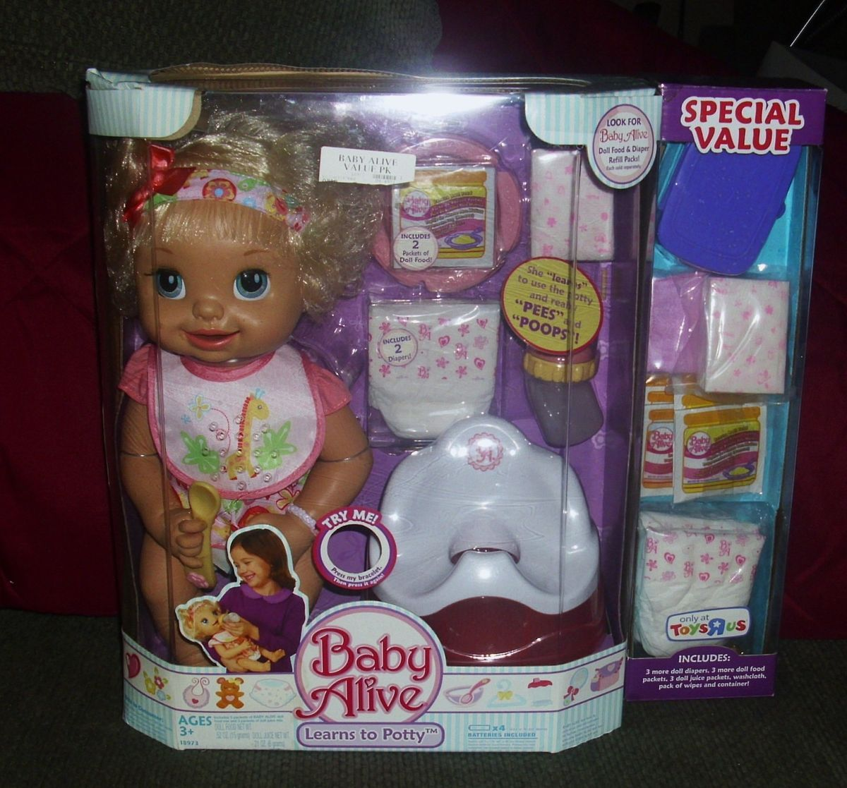 baby alive high chair table and chairs toys are us learns to potty hispanic google search