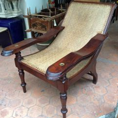 Office Chair Yangon Cheap Covers And Sashes For Weddings Antique Plantation From Burma Teak Rattan With