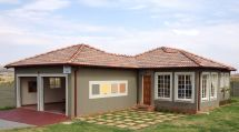 Tuscan House Plans South Africa