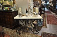 French butchers table | FRENCH PASTRY TABLES | Pinterest ...