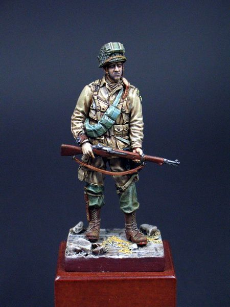Painting Figures 54mm