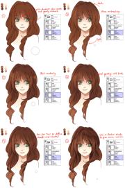 tips tutorial shading coloring