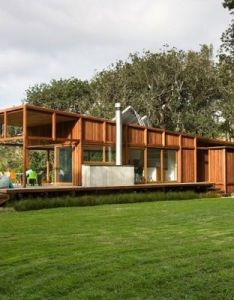 also great barrier house  look inside architecture  selectism rh pinterest