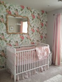Vintage Nursery, Girls Nursery, Pink Nursery, Nursery ...