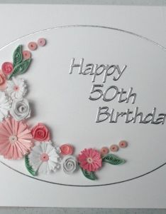 th birthday card paper quilling any age also cards rh pinterest