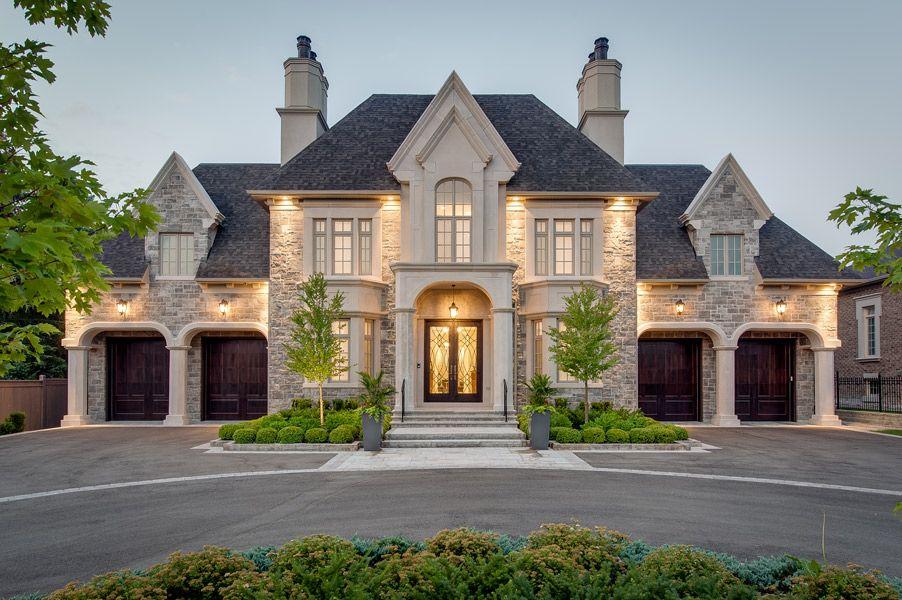 Custom Luxury Homes Toronto Acre And Front Doors