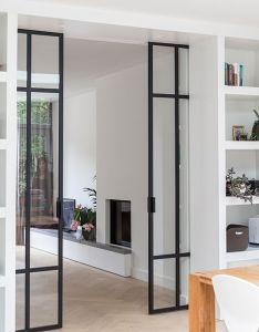Renovatie onder kap woning zeist kraal architecten def interior doorinterior designcocina also rh uk pinterest
