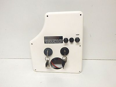Triton Boat Switch Panel