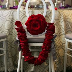 Chair Covers And More Houston Back Pain Office Rose Petal Cover Aj S Urban Petals Photo D Jones Photography