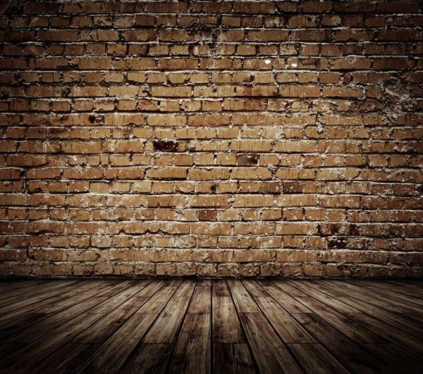 Brick Wall and Floor Backdrop Photography