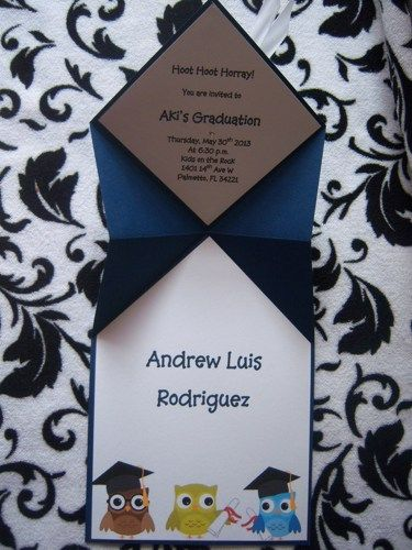 Places Order Graduation Announcements