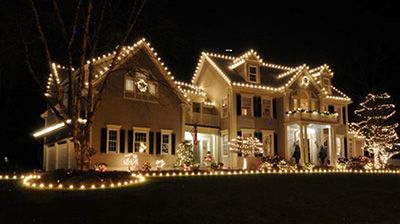 Christmas House Decorations Google Search Christmas