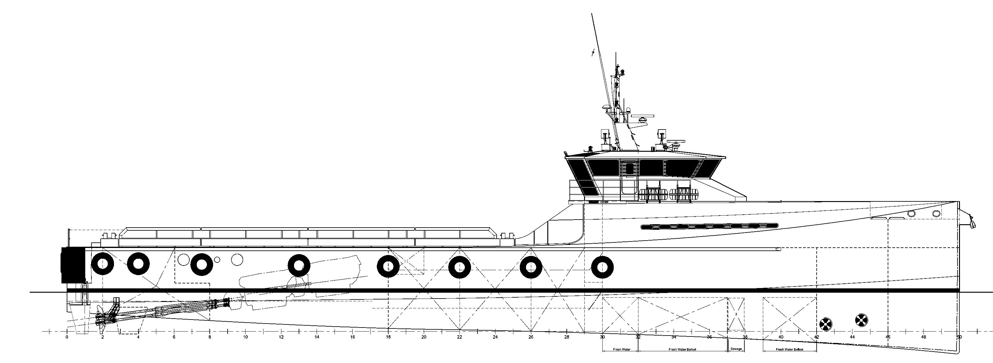 Sea Axe Bow