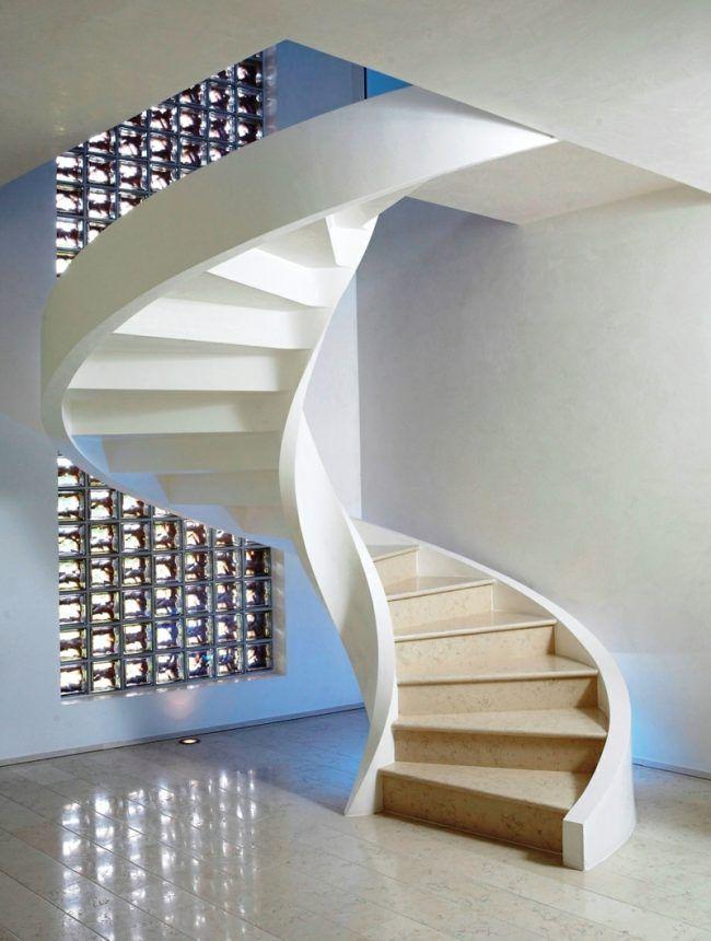 holz treppe design atmos studio, treppe zum dachboden. treppen zum dachboden treppe dachboden schner, Design ideen