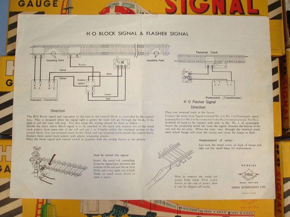 medium resolution of rr train track wiring limited ho gauge railroad signals