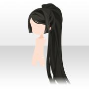 black anime hair ' artist